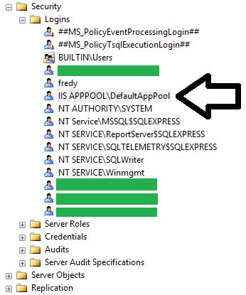 login-sql-server